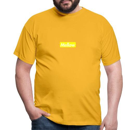 mellow Yellow - Men's T-Shirt