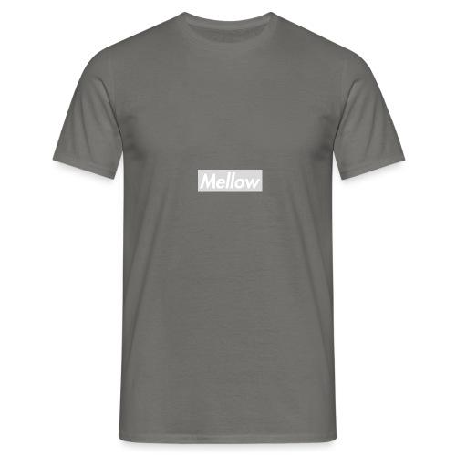 Mellow White - Men's T-Shirt