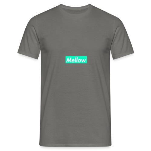 Mellow Light Blue - Men's T-Shirt