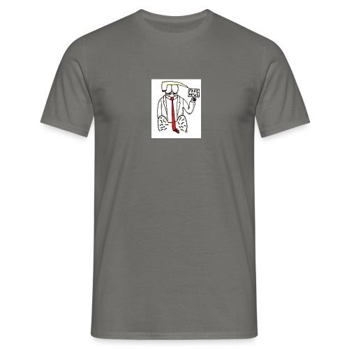 Political Dick - Men's T-Shirt