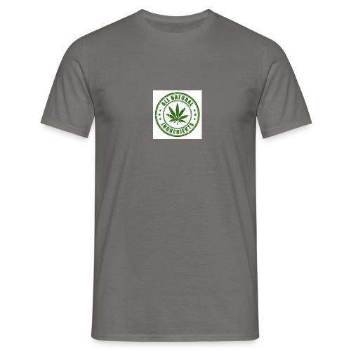Weed - Mannen T-shirt