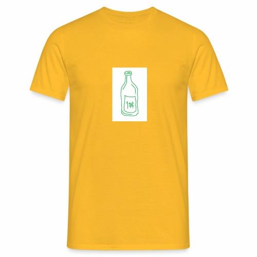 Alkoholi - Miesten t-paita