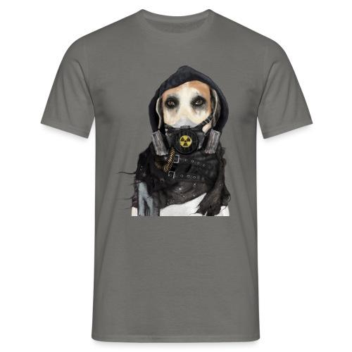 Cane Post-Apocalittico - Maglietta da uomo