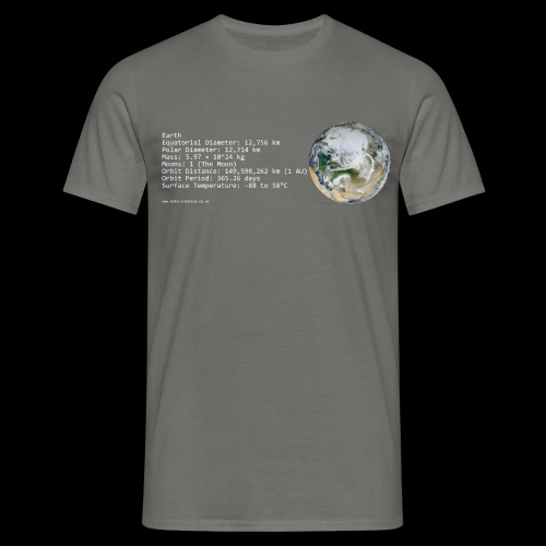 earth - Men's T-Shirt