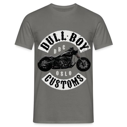 DBC patch V2 - T-skjorte for menn