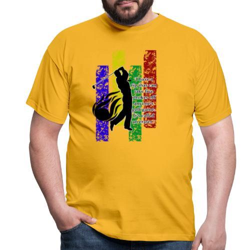golf - T-shirt Homme