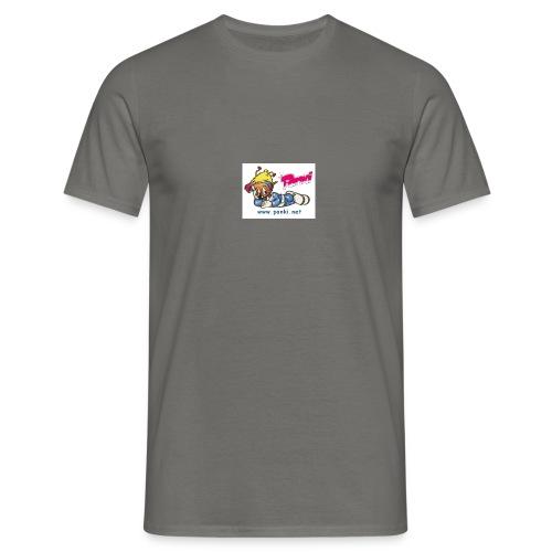 panki sticker neu - Männer T-Shirt