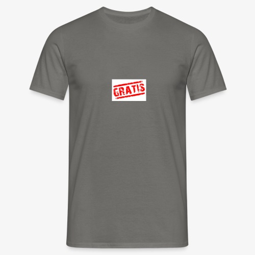 verkopenmetgratis - Mannen T-shirt