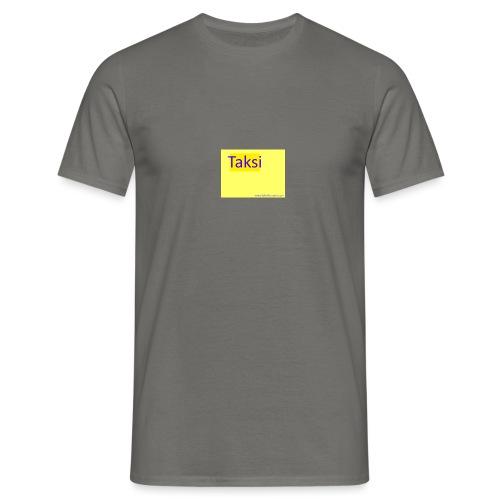 taksifoorumi - Miesten t-paita
