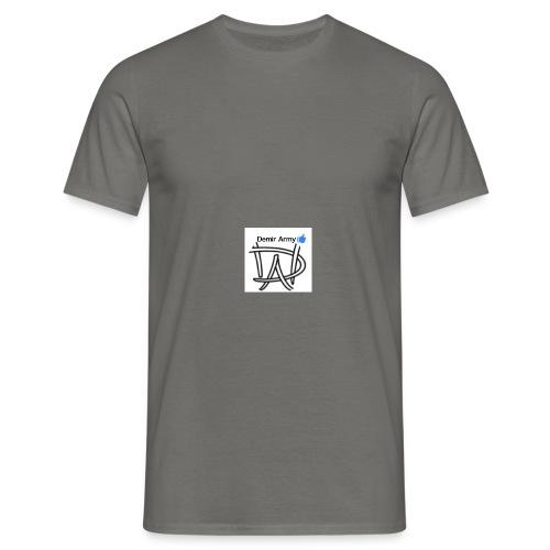 DEMIR ARMY - Mannen T-shirt