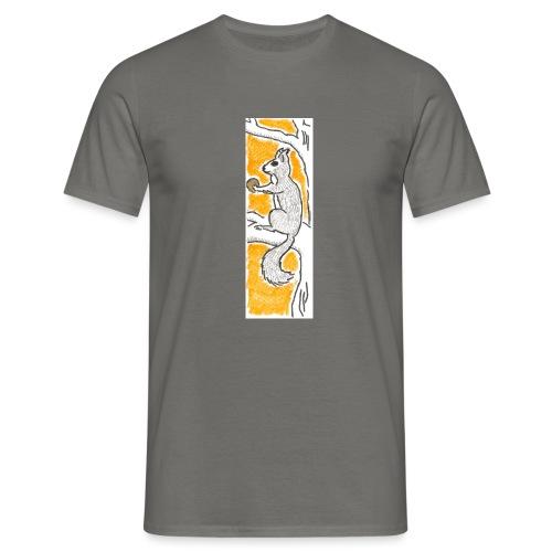 scoiattolo_alma_2015 - Maglietta da uomo