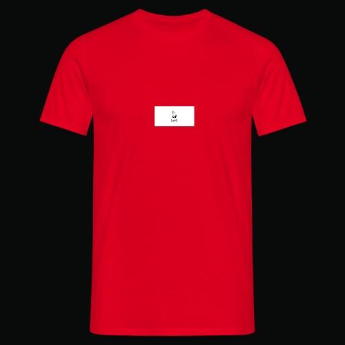bafti long sleeve tee - Herre-T-shirt