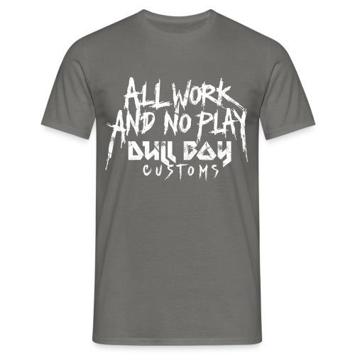 AWNP DBC - T-skjorte for menn