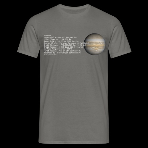 jupiter - Men's T-Shirt