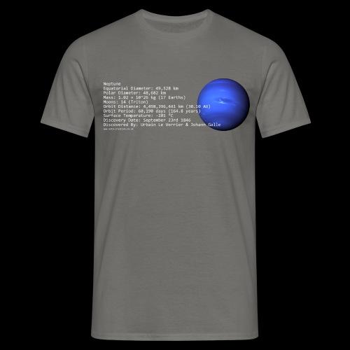 neptune - Men's T-Shirt