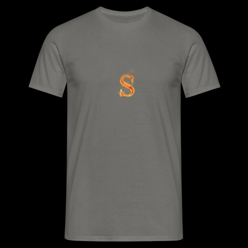 S FOR Sonnit Fire Charge - Men's T-Shirt