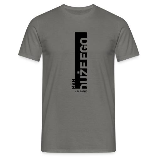 DUŻE EGO - Koszulka męska