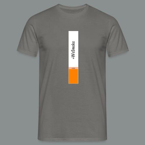 #WeSmoke - Maglietta da uomo