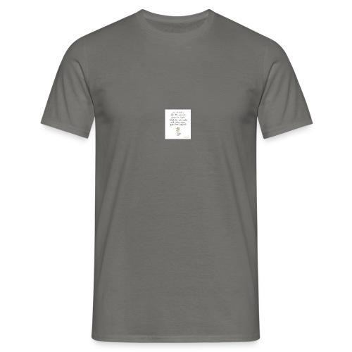 dienstag - Männer T-Shirt