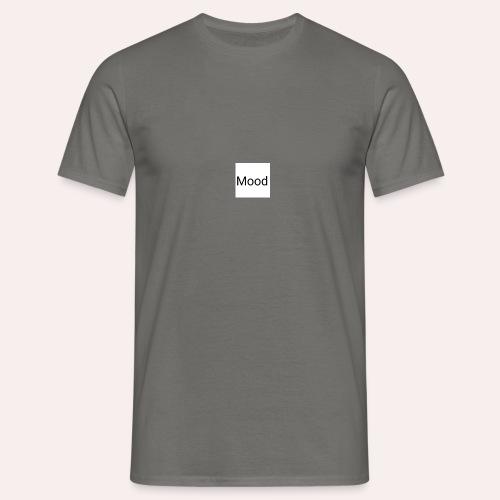 White Mood Hoodie - Herre-T-shirt