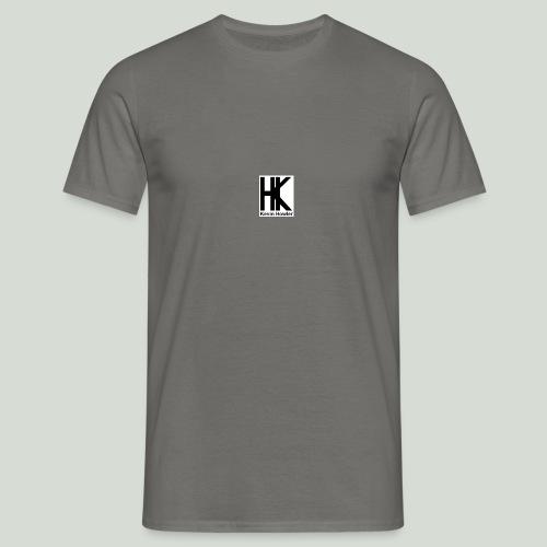 HK Logo - Mannen T-shirt