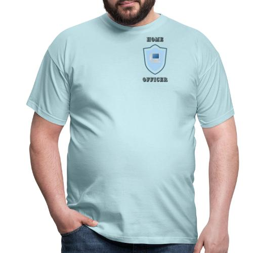HOME-OFFICER 1 - Männer T-Shirt