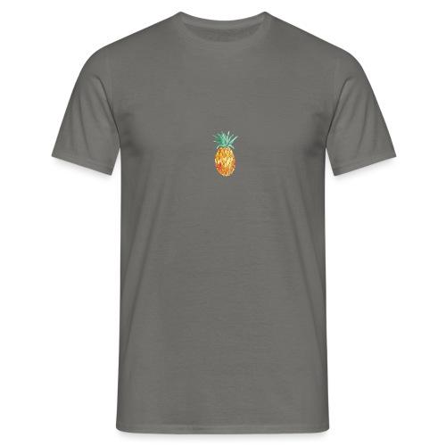 pinety logo print - Herre-T-shirt