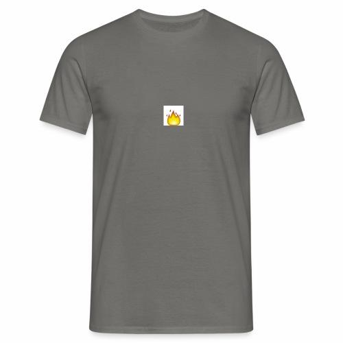 Fire Brand - Men's T-Shirt