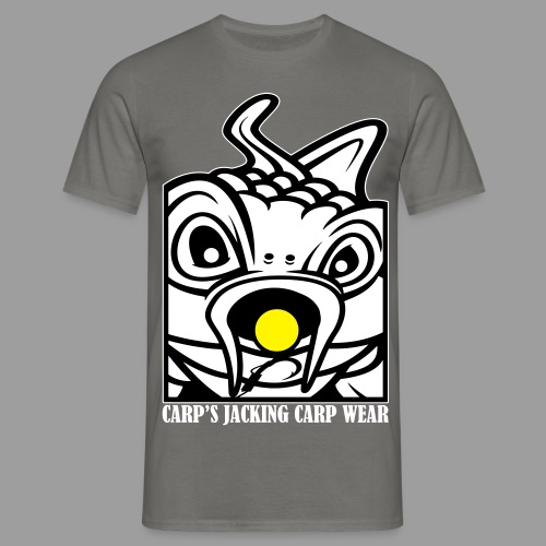 carpe pop up carpsjacking - T-shirt Homme