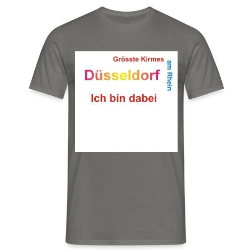 duesseldorf1 - Männer T-Shirt