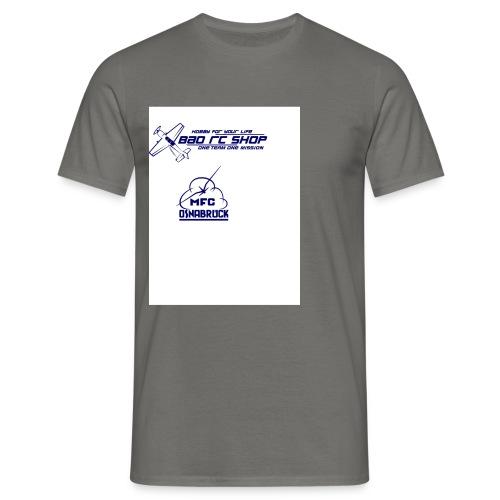 AIRMEETVorderseite - Männer T-Shirt