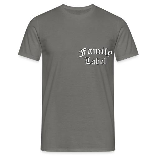 FAMILY LABEL ORIGINAL - Koszulka męska