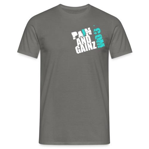 painandgainz2 - Maglietta da uomo