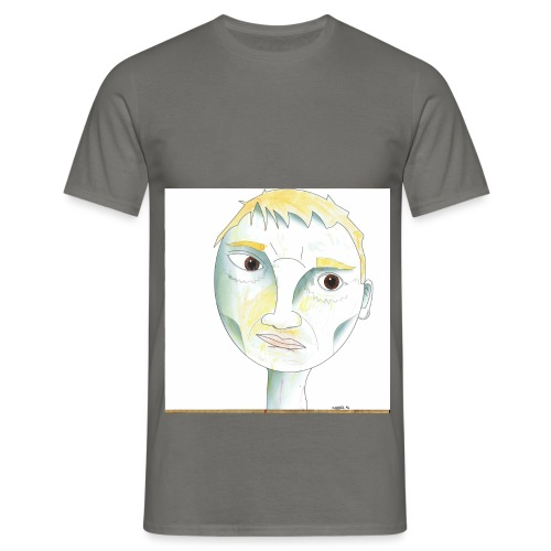 Friseurer jpg - Männer T-Shirt