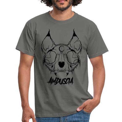 MerchLogoTransparant - Mannen T-shirt