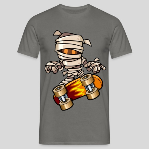 Zombie Skater - Männer T-Shirt