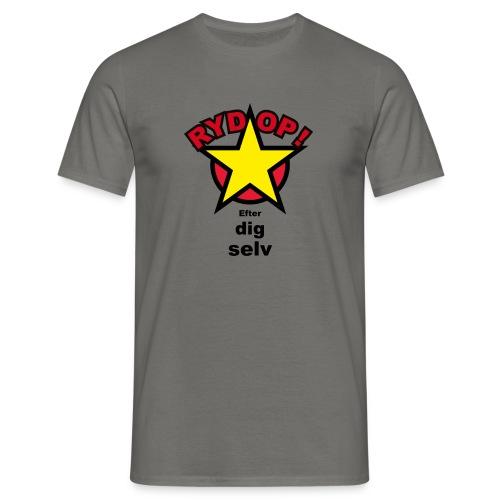 RYD OP det siger Maia figur 2a - Herre-T-shirt