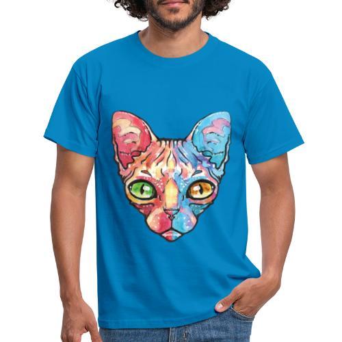 EgyptianCat - Männer T-Shirt