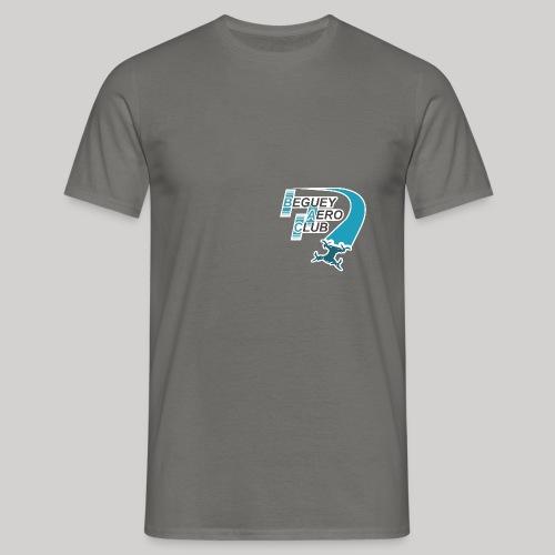 logo Le B.A.C. 2018 Racer bordure blanche - T-shirt Homme