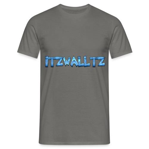 walltz home merch - T-shirt herr