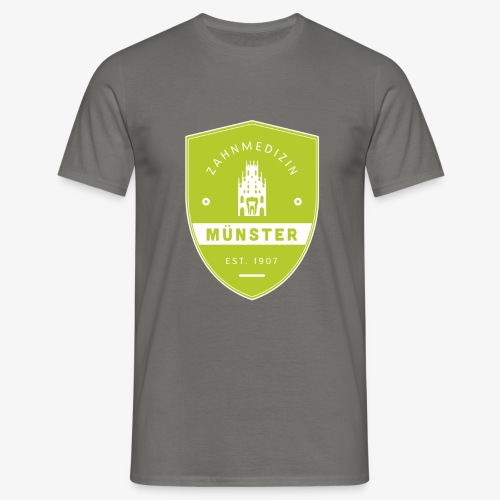 Zahnmedizin Münster - Männer T-Shirt