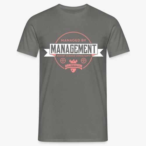 MGMT korjattu - Miesten t-paita