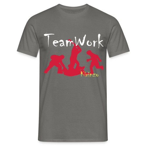 team work V2 - T-shirt Homme