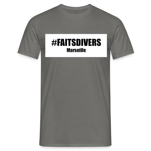 logofaitsdivers_nsb - T-shirt Homme