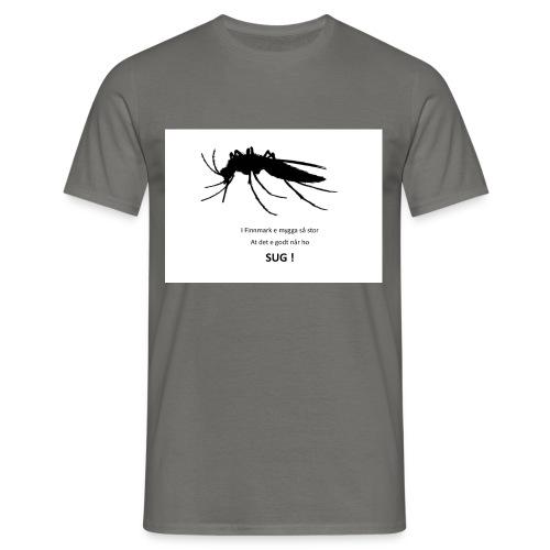 I Finnmark - T-skjorte for menn