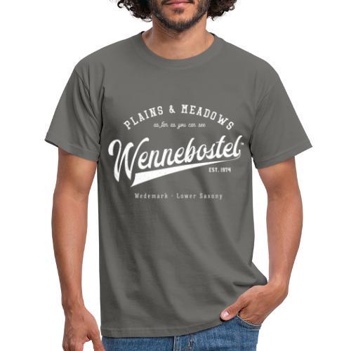 Wennebostel Retroshirt - Männer T-Shirt