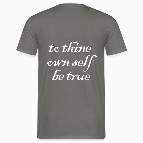 Hamlet Barbican (fanart) - Männer T-Shirt
