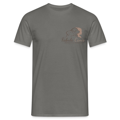 Fabula Canis - Männer T-Shirt