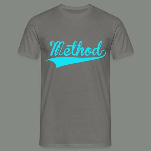 2015-v2-Blue-244k - Men's T-Shirt