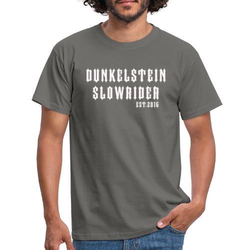 drs weiss - Männer T-Shirt